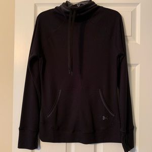 Under Armour Thermal Sweatshirt/Pullover - Navy